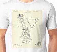 Fireman's Tower-1884 Unisex T-Shirt