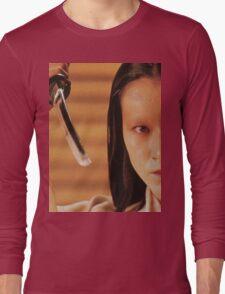 Lady Kaede - Mieko Harada - Akira Kurosawa - Ran - Shakespeare - King Lear Long Sleeve T-Shirt