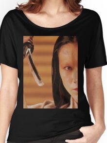 Lady Kaede - Mieko Harada - Akira Kurosawa - Ran - Shakespeare - King Lear Women's Relaxed Fit T-Shirt