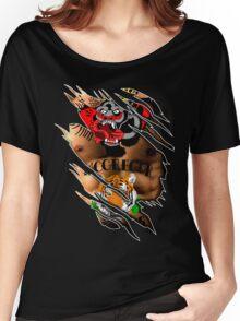 Torn shirt McGregor Women's Relaxed Fit T-Shirt