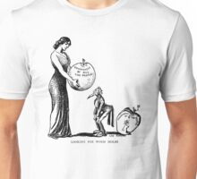 Lou Rogers' Apple Unisex T-Shirt