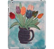 Tulips in a Vase 15B iPad Case/Skin