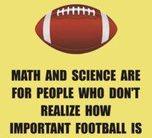 Football Important Kids Tee
