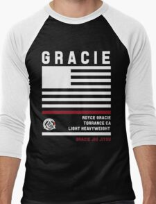 Royce Gracie - Fight Camp Collection Men's Baseball ¾ T-Shirt