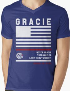 Royce Gracie - Fight Camp Collection Mens V-Neck T-Shirt