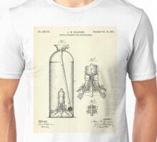 Bottle Breaking Fire Extinguisher-1881 Unisex T-Shirt