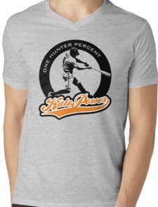 Kale Power Mens V-Neck T-Shirt