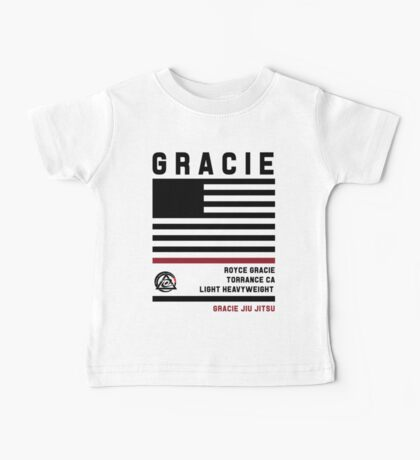 Royce Gracie - Fight Camp Collection Baby Tee
