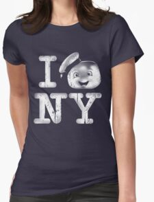 Stay Puft Womens Fitted T-Shirt
