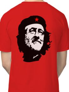 CORBYN, Comrade Corbyn, Leader, Labour Party, Politics, Black on RED Classic T-Shirt