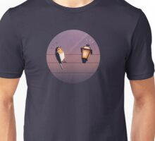 Feeling Wired?! Unisex T-Shirt