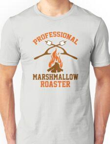 Professional marshmallow roaster Unisex T-Shirt