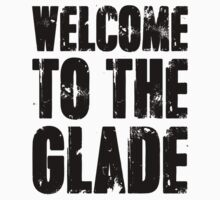 welcome to the glade One Piece - Short Sleeve