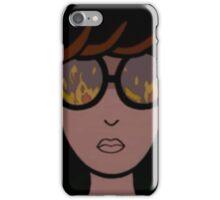 Daria Morgendorffer - Let it burn! iPhone Case/Skin