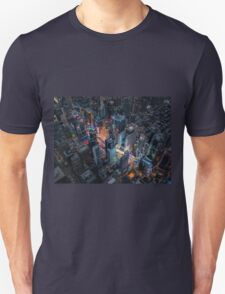 Times Square Nightlife Unisex T-Shirt