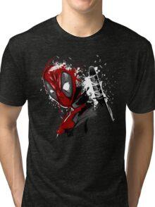Breaking the 4th wall Tri-blend T-Shirt