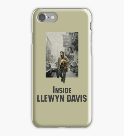 Inside Llewyn Davis iPhone Case/Skin