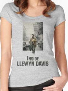 Inside Llewyn Davis Women's Fitted Scoop T-Shirt