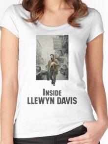 Inside Llewyn Davis Women's Fitted Scoop T-Shirt