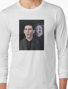I hope that I never see that face, ever, outside of a dream Long Sleeve T-Shirt