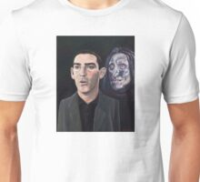 I hope that I never see that face, ever, outside of a dream Unisex T-Shirt