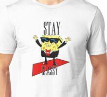 spongebob red carpet Unisex T-Shirt