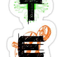 STEM - Vertical Sticker