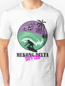 MEKONG DELTA SURF CLUB Unisex T-Shirt