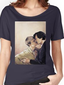 Soft Kiss Women's Relaxed Fit T-Shirt