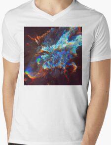 Abstract 04 Mens V-Neck T-Shirt