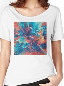 Abstract 27 Women's Relaxed Fit T-Shirt