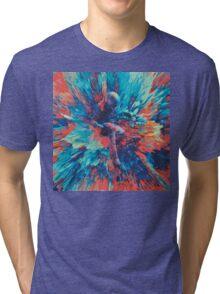 Abstract 27 Tri-blend T-Shirt