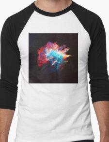 Abstract 31 Men's Baseball ¾ T-Shirt