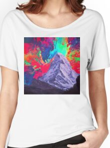 Abstract 30 Women's Relaxed Fit T-Shirt