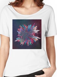 Abstract 28 Women's Relaxed Fit T-Shirt