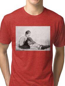 Blissful peace Tri-blend T-Shirt