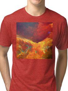 Abstract 22 Tri-blend T-Shirt