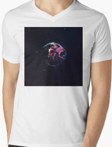Abstract 20 Mens V-Neck T-Shirt