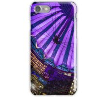 Berlin at night iPhone Case/Skin