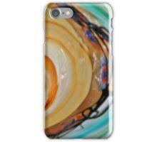Blown Glass Egg Yoke iPhone Case/Skin