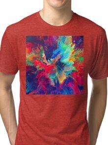 Abstract 24 Tri-blend T-Shirt