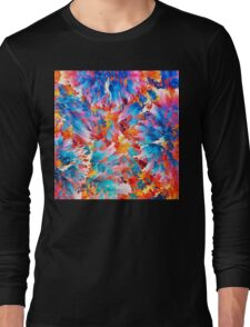 Abstract 33 Long Sleeve T-Shirt