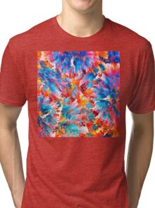 Abstract 33 Tri-blend T-Shirt