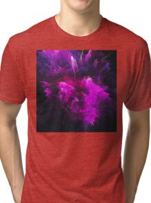Abstract 13 Tri-blend T-Shirt