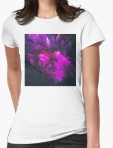 Abstract 13 Womens Fitted T-Shirt