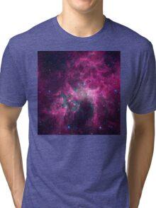 Galaxy universe Tri-blend T-Shirt