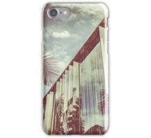 Beverly Hills - Rodeo Drive - Palm Reflections III iPhone Case/Skin