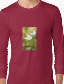 Angelic Butterfly Long Sleeve T-Shirt