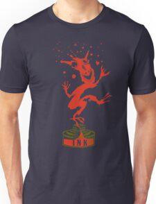 Red Ink Bottle Imp T-Shirt