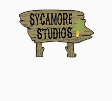 Sycamore Studios Logo Womens Fitted T-Shirt